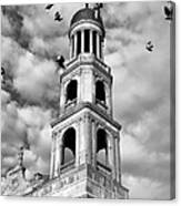Our Lady Of Pompeii Church Canvas Print