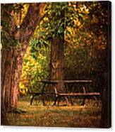 Our Special Place Canvas Print