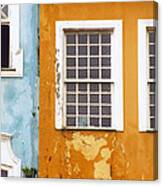 Out The Window Canvas Print