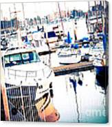 Out To Sea We Go Canvas Print