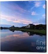Outer Banks Sunrise Canvas Print