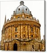 Oxford University Canvas Print