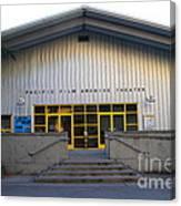 Pacific Film Archive Theater . Uc Berkeley . 7d10199 Canvas Print