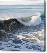 Pacific Ocen Canvas Print