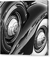 Packard One Twenty Canvas Print