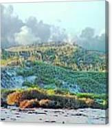 Padres Island National Park Beach Canvas Print