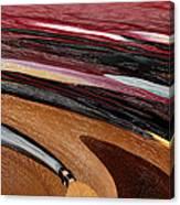 Paint Strokes Canvas Print