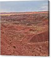 Painted Desert 9 Canvas Print