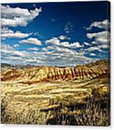 Painted Hills Oregon Canvas Print