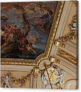 Palace Ceiling Detail Canvas Print