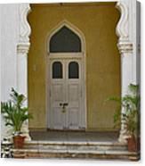 Palace Door Canvas Print