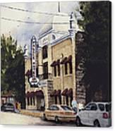 Palace Hotel Canvas Print