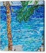 Palm 06 Canvas Print