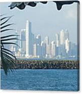 Panama City Panama Canvas Print