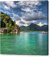 Pangkor Laut Canvas Print