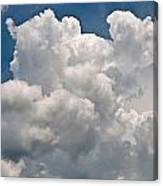 Panoramic Clouds Number 1 Canvas Print