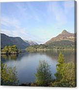 Pap Of Glencoe Canvas Print
