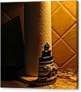 Paper Towel Holder Canvas Print