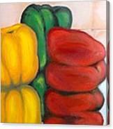 Paprika Canvas Print