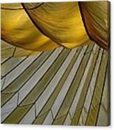 Parachute Shade Canvas Print