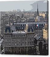 Paris 01 Canvas Print