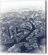 Paris Pic.12 Canvas Print