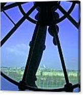 Parisian Time Canvas Print