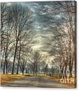 Park Road Canvas Print