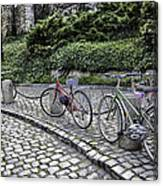 Parked 2 Canvas Print