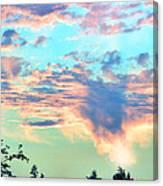 Parrish Sunset Canvas Print