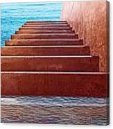 Passage To Atlantis Canvas Print