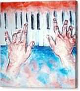 Passion2 Canvas Print