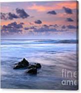 Pastel Tides Canvas Print