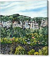 Pastyrska Canvas Print