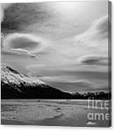 Patagonian Sky Canvas Print