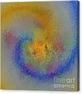 Path Into Passion Canvas Print