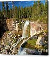 Pauina Falls Overlook Canvas Print