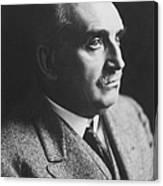 Paul Claudel (1868-1955) Canvas Print