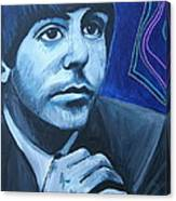 Paul Mccartney Canvas Print
