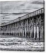 Pawleys Island Pier Canvas Print