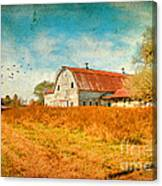Peaceful Day's Canvas Print