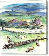 Peak District 01 Canvas Print