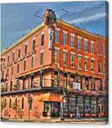 Pearl Street Brewery Canvas Print