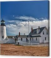 Pemaquid Point Lighthouse 4800 Canvas Print