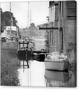 Penryn Bridge Canvas Print
