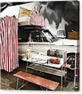 Penthouse Campers Club-chrysler Canvas Print