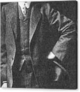 Percival Lowell, American Astronomer Canvas Print