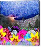 Perennially Beautiful II Canvas Print