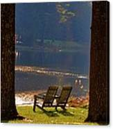 Perfect Morning Place Canvas Print