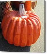Perfect Pumpkin Forever Canvas Print